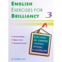 English Exercises for Brilliancy (Book 3)